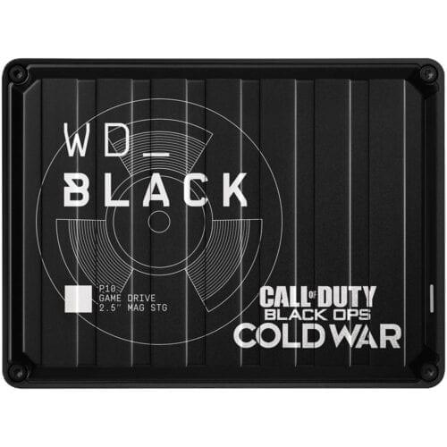 HDD extern WD Black P10 Game Drive 2TB, 2.5