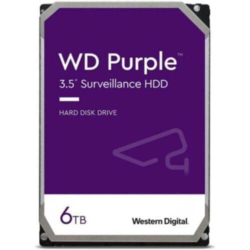 HDD WD Red™ 6TB, 5400RPM, 128MB cache, SATA-III, WD62PURZ