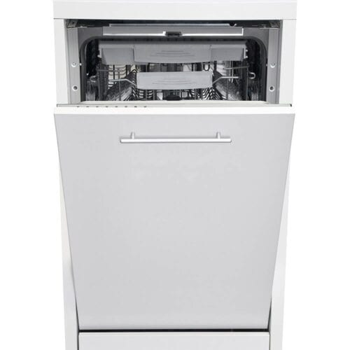 Masina de spalat vase incorporabila Heinner HDW-BI4583TA++, 10 seturi, 8 programe, Touch Control, Display LED