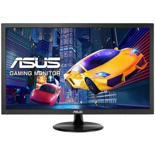 "Monitor Gaming LED ASUS, 24"", Full HD, 1920x1080, 1ms, 75Hz, FreeSync, HDMI, DP, VP248QG"