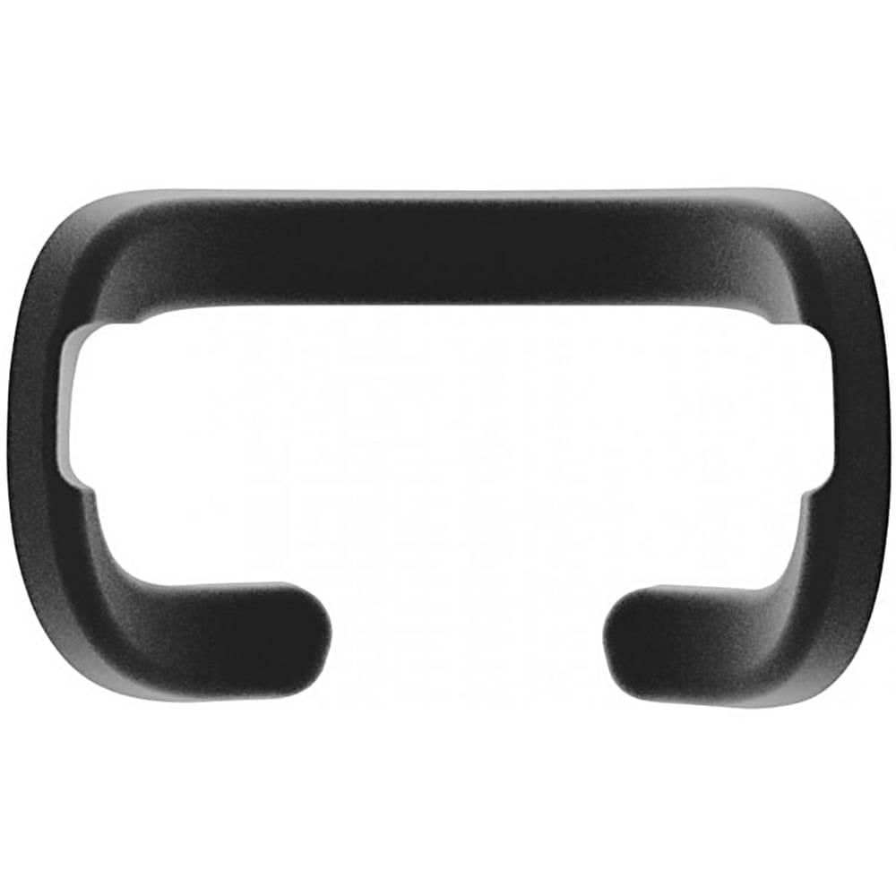Perna protectie fata HTC Vive Pro, pentru ochelari VR, Negru