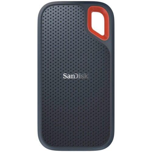 SSD extern Sandisk Extreme® Portable, 500 GB, USB 3.1, SDSSDE61-500G-G25