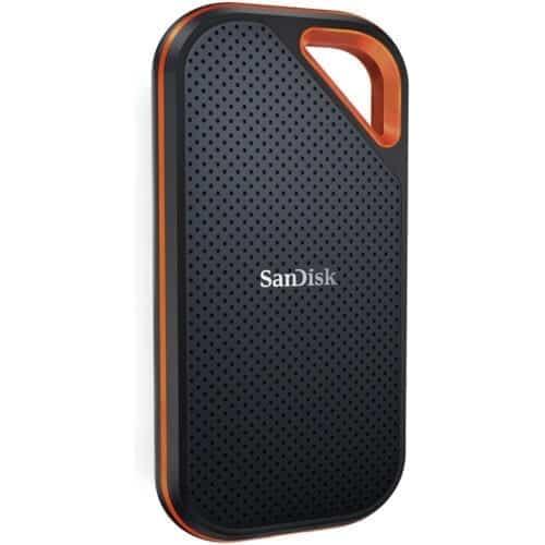 SSD extern SanDisk Extreme Portable, SDSSDE81-2T00-G25, 2TB, 550MBps, USB 3.0
