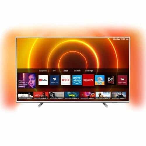 Televizor Philips LED 70PUS7855/12, 178 cm, Smart, 4K, Ultra HD
