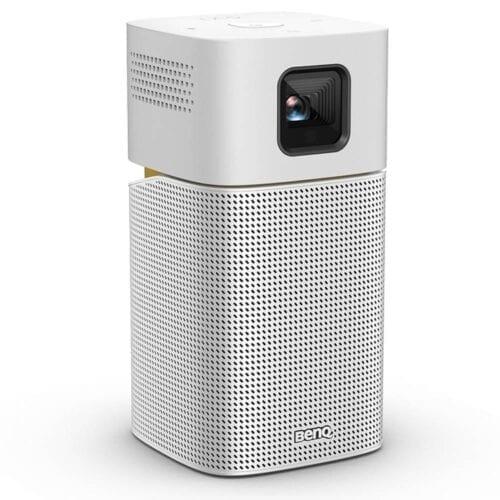 Videoproiector BenQ GV1, LED, Bluethooth Speakers, FWVGA 200 lumeni, WiFi, 100.000:1, 5W, USB-C