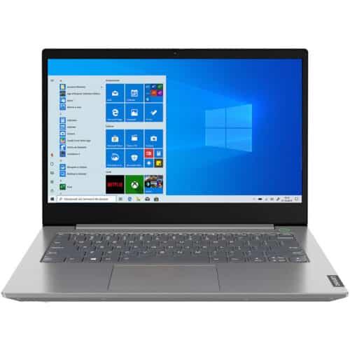 Laptop ultraportabil Lenovo ThinkBook 14 IIL, i5-1035G1, 14