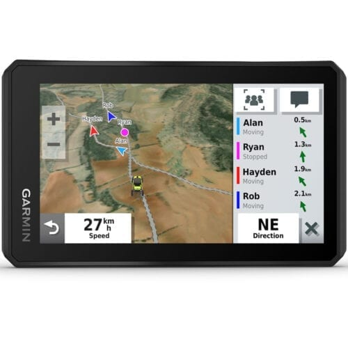 Navigatie GPS Garmin Tread PowerSport, 5.8