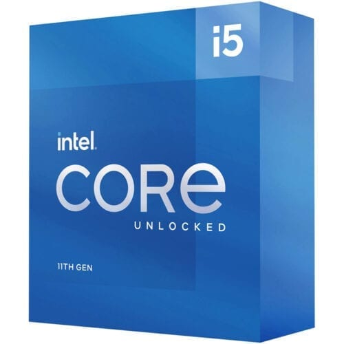 Procesor Intel Core i5-11600K Rocket Lake, 3.90 GHz, 12MB, Socket 1200