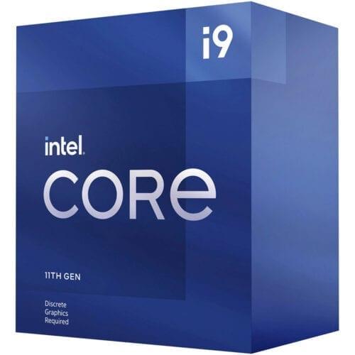Procesor Intel Core i9-11900F Rocket Lake, 2.50 GHz, 16MB, fara grafica integrata, Socket 1200