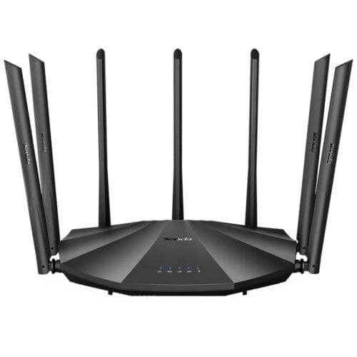 Router wireless Tenda AC23, AC2100, Gigabit, dual-band, MU-MIMO, Wave 2, IPv6, VPN