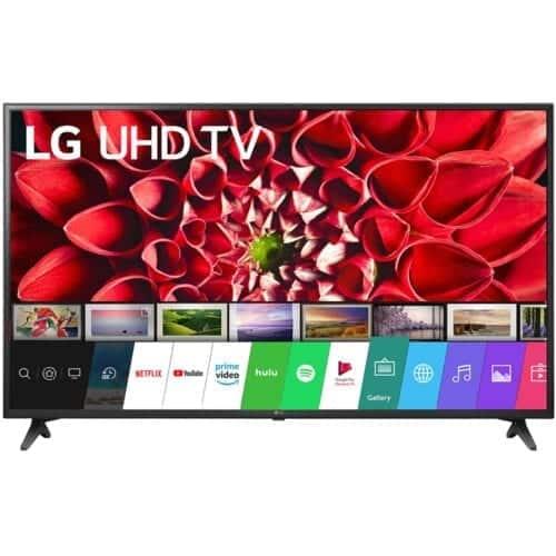 Televizor LG 49UN71003LB, 123 cm, Smart, 4K, Ultra HD, LED, Clasa A