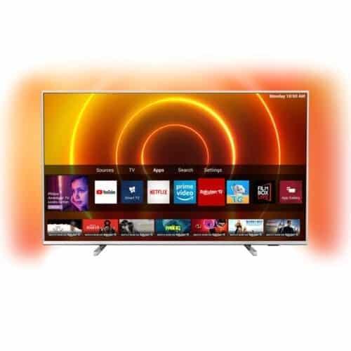 Televizor Philips 65PUS7855/12, 164 cm, Smart, 4K, Ultra HD, LED, Clasa A+