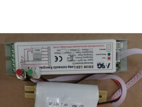 Kit de emergenta ASG LIGHT