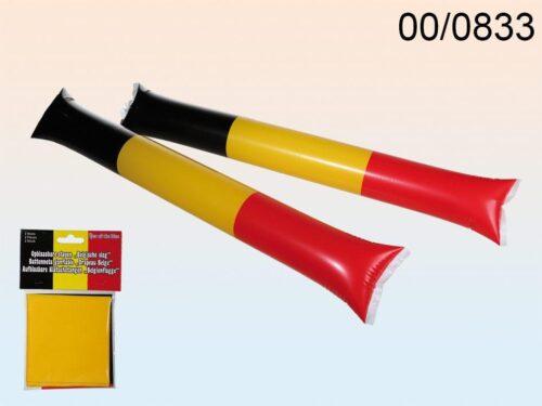 Bastoane gonflabile steag Belgia