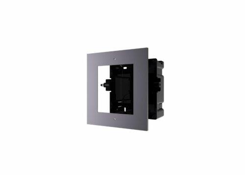Panou frontal pentru un modul videointerfon modular Hikvision DS-KD-ACF1; montare