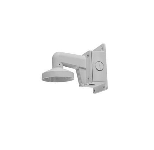 Suport de perete cu doza conexiuni Hikvision DS-1272ZJ-110B; material: aliaj