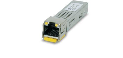 Modul Allied Telesis transceiver SFP 1 port RJ45 100m