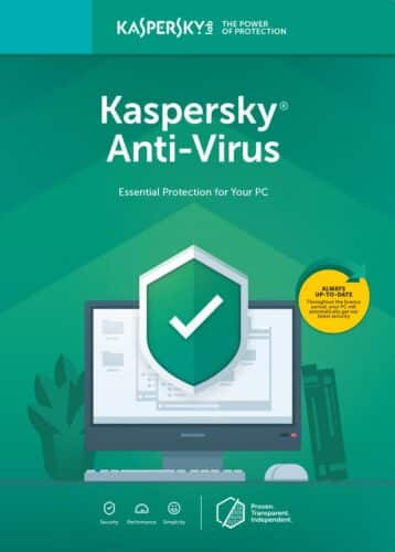 Licenta retail Kaspersky Anti-Virus - protectie premiata