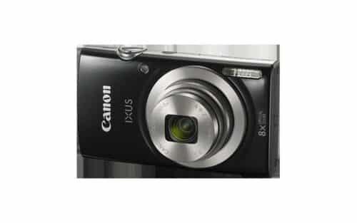 Camera foto Canon IXUS 185 KIT( husa + SD 8
