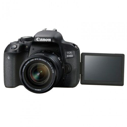 Camera foto Canon DSLR EOS 800D + EF-S 18-55 IS