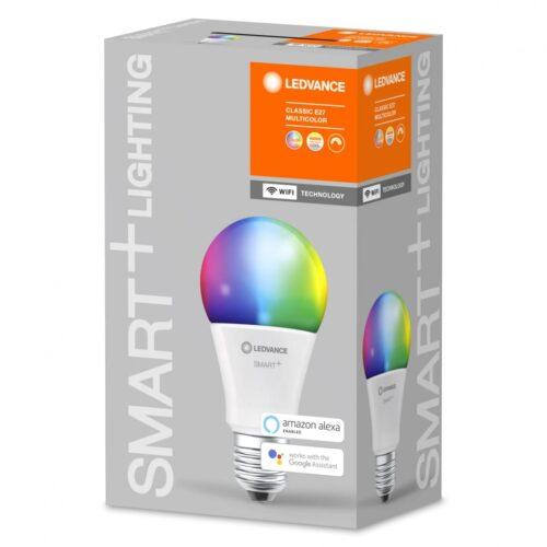 Bec Led Ledvance SMART+ WiFi Classic Multicolour