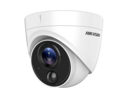 Camera de supraveghere Hikvision TurboHD Dome DS-2CE71D0T-PIRLPO(2.8mm); 2MP; camera cu