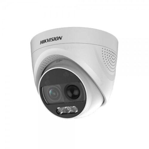 Camera supraveghere Hikvision TURBO X ColorVu turret DS-2CE72DFT-PIRXOF28(2.8mm); 2MP