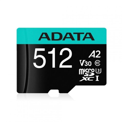 Micro Secure Digital Card ADATA 512GB
