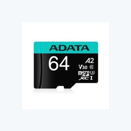 Micro Secure Digital Card ADATA 64Gb