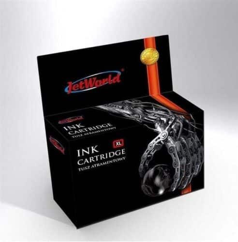Cartus cerneala compatibil JetWorld  Black 22 ml 302XL remanufactured