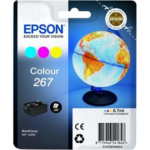 Cartus cerneala Epson 267 color