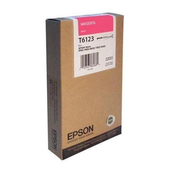 Cartus cerneala Epson T6123