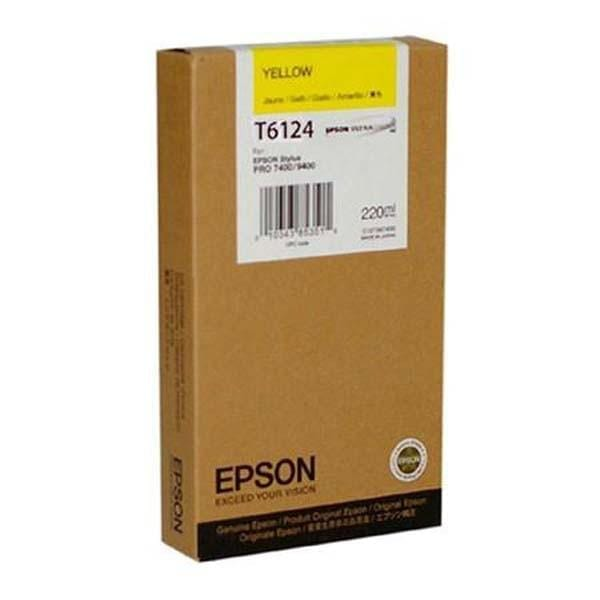 Cartus cerneala Epson T6124