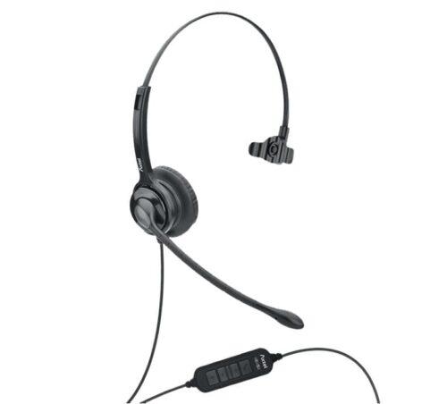 Casti cu microfon Axtel MS2 mono NC USB