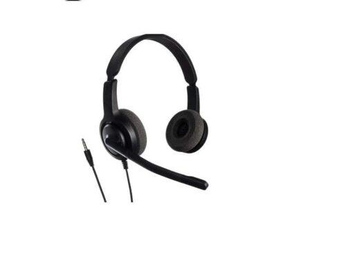 Casti cu microfon Axtel Voice PC28 duo NC