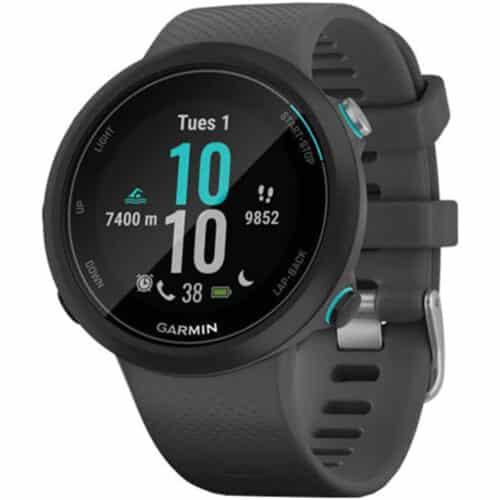 Ceas Smartwatch Garmin Swim 2, GPS, EU, Silicon, Slate