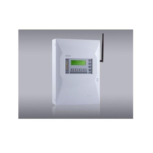 Wireless addressable fire alarm control panel VIT01:- up to 32