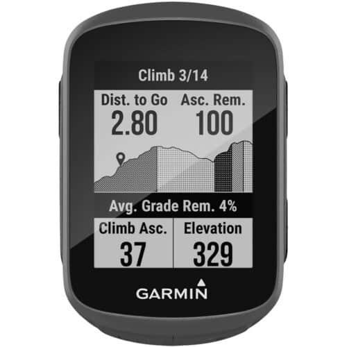 Ciclocomputer bicicleta GPS Garmin Edge 130 Plus pachet, HR 010-02385-11
