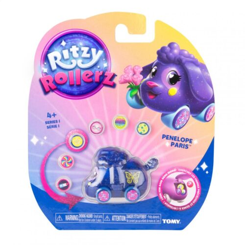 Ritzy Rollers Penelope Paris