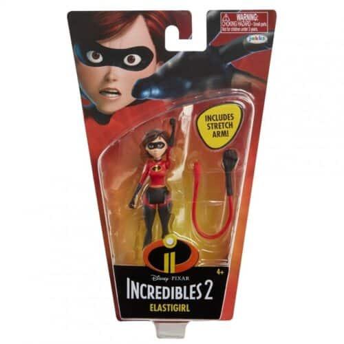 "Incredibles 2 4"" Basic Figures - Elastigirl"