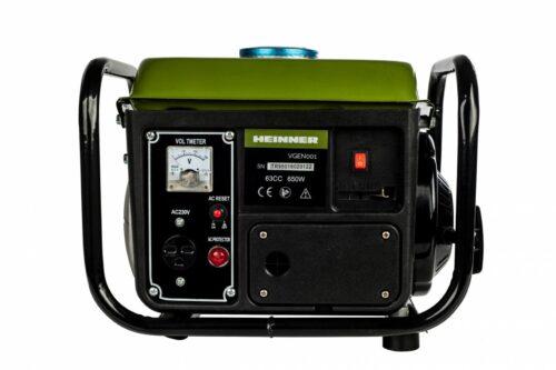Hr Generator 63Cc 0.65Kw 4L