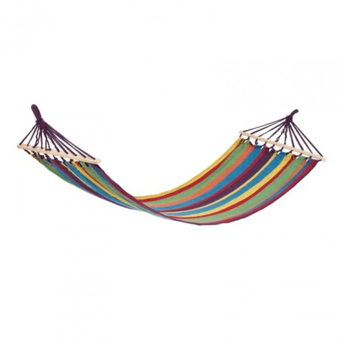 Hr Hamac Blue&Purple Stripes 200X80