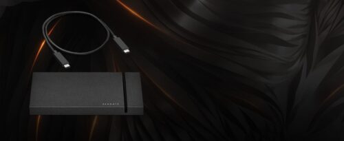 SSD extern Lacie