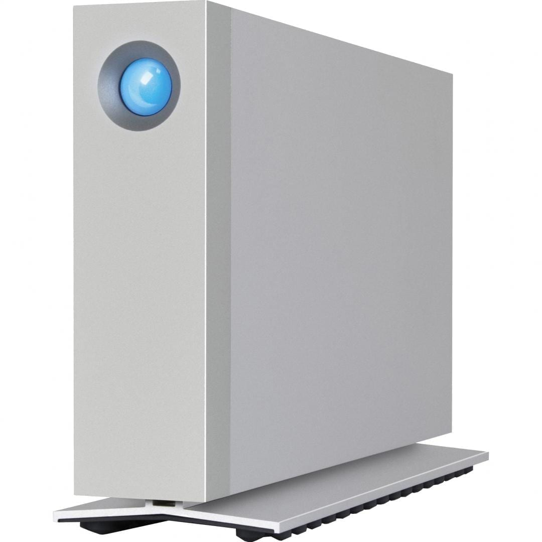 HDD Extern 8TB Lacie