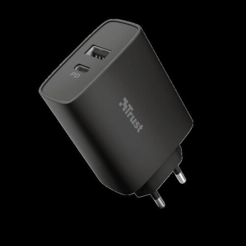 Incarcator rapid pentru perete QMAX USB C+A WALL CHARGER PD