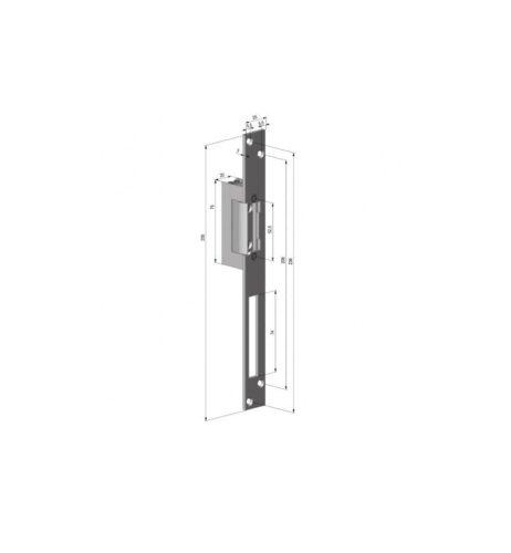 Electromagnet fail lock Yale YB17-12D-LH