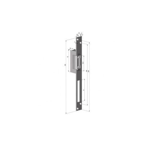 Electromagnet fail lock YALE YB17-12D-LR