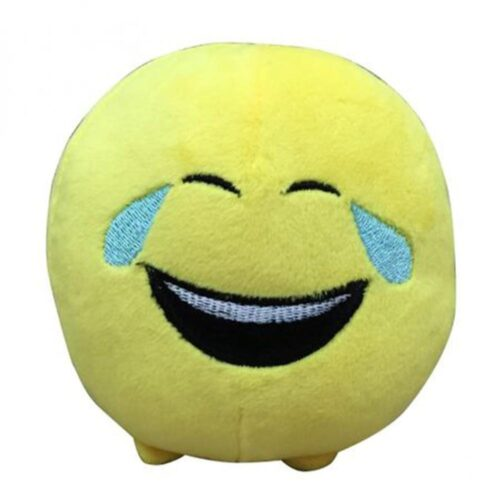 Jucarie de plus Emoji Emoticon (Face with tears of joy)