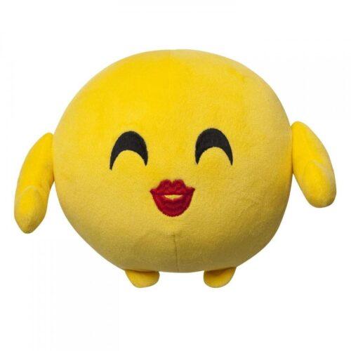 Jucarie de plus Emoji Emoticon (Kissing) 18 cm