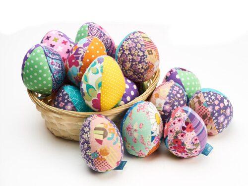Jucarie Textila Easter Egg UG-ASE01